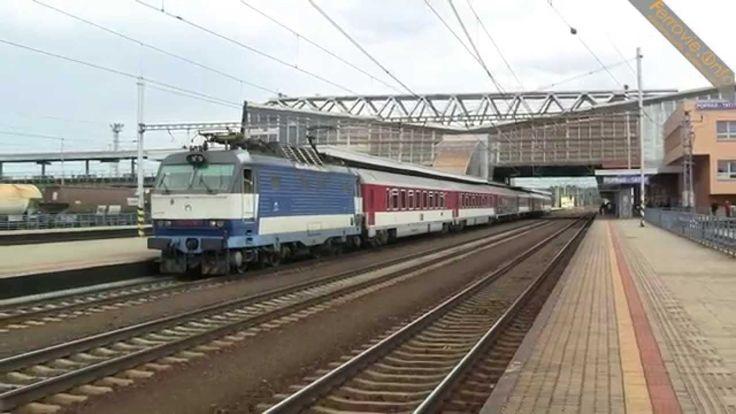 350 008 ZSSK a Poprad-Tatry - 350 008 in Poprad-Tatry