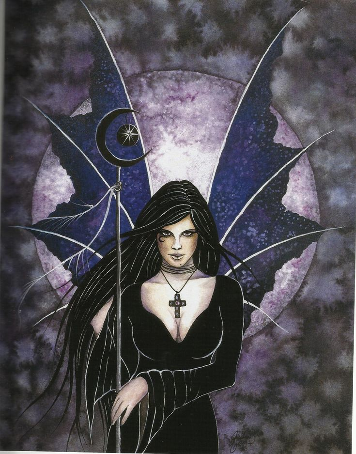 Gothic Fairy - Bing Images