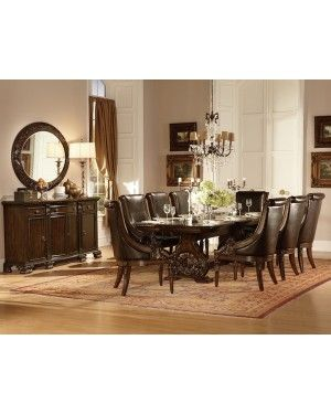 36 Best Images About Dining Room On Pinterest Chrome Finish Cherries And P