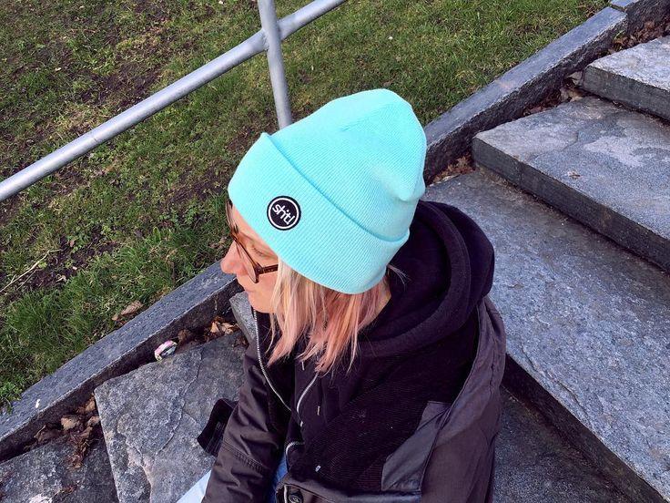 A cold but awesome monday #dwbtoftshit #beanieseason #beanie #beanies