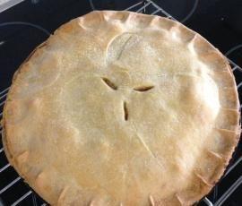 Recipe Sweet Apple Pie by Funky Fi - Recipe of category Baking - sweet