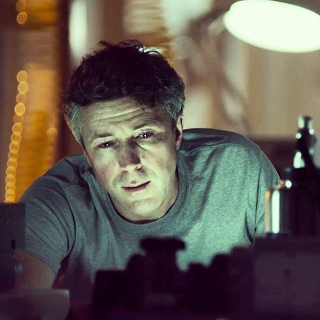 Aidan Gillen in Quantum Break. Original edit by underpeacefulskies on tumblr.