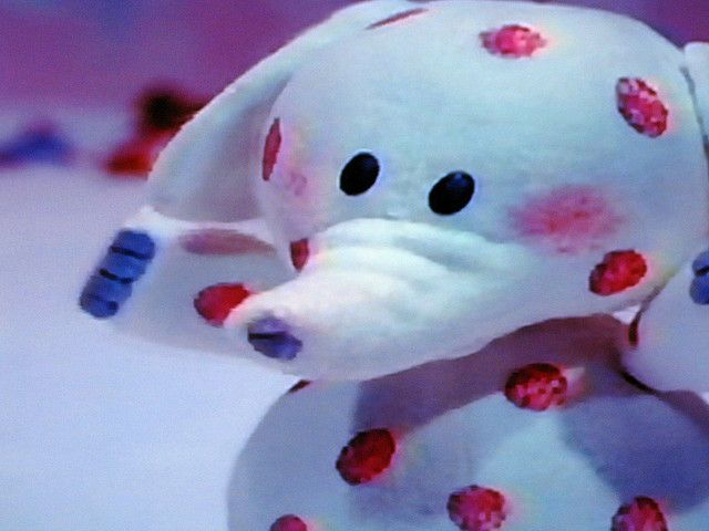 "rudolph tv special island of misfit toys | The Island of Misfit Toys"" 16. 