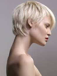 """Résultat de recherche d'images pour """"coupe blonde femme effilé court"""""""