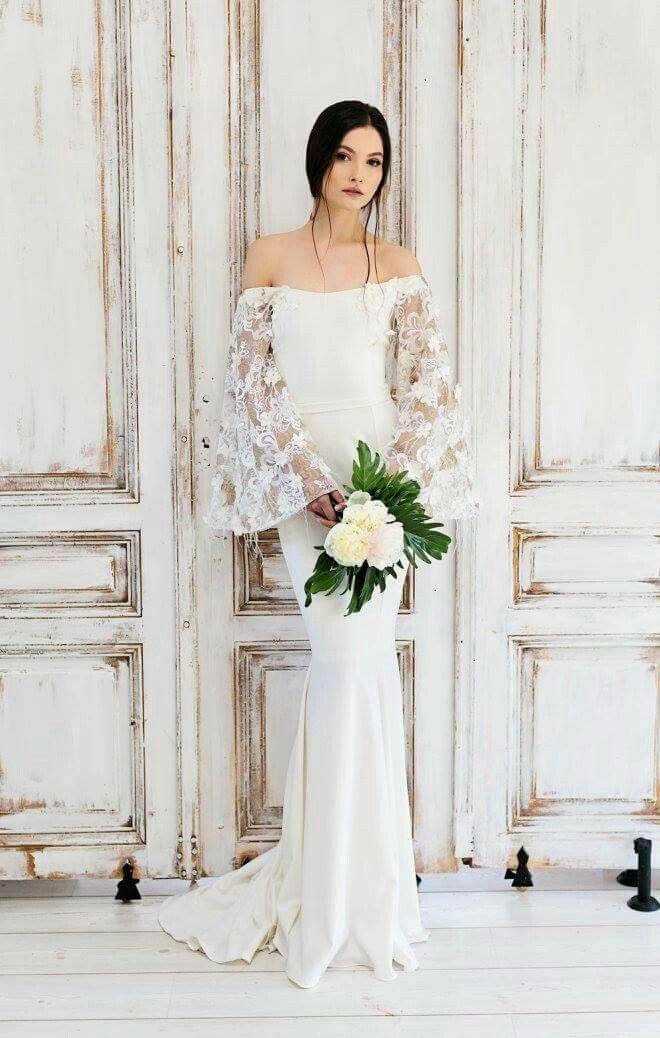 Anna Wedding Gown. Simona Semen Spring 2017