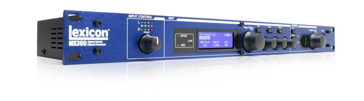 Lexicon MX300 multi-effect stereo reverb effects processor. (Te Koop)