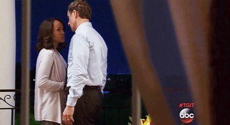 Olitz - Scandal Season 4 Finale Kiss pt2