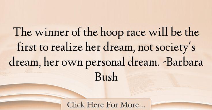Barbara Bush Quotes About Society - 63096