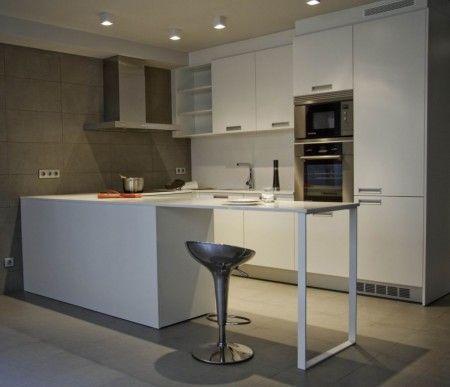 Liczba pomysłów na temat: barra cocina na pintereście: 17 ...