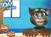 Talking Tom Paw Caring