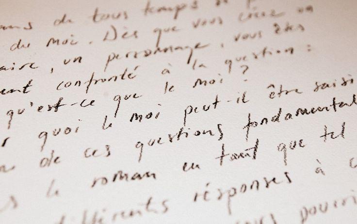 Skrivekunst handler om at skabe billeder hos modtageren