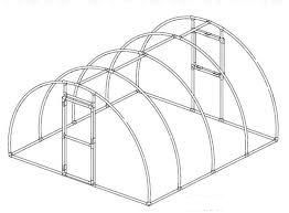 how to build a greenhouse out of pvc