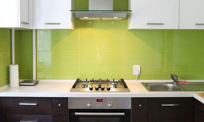 Cómo distribuir los electrodomésticos en una cocina.