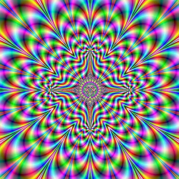 optical illusion trippy illusions psychedelic moving lsd fractals que fractal acid colorful cool eyes modern psicodelico psychedelia psychodelic kaleidoscope looking