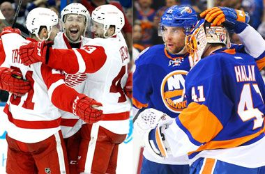 Monday's NHL Playoffs betting cheat sheet - 04-27-2015