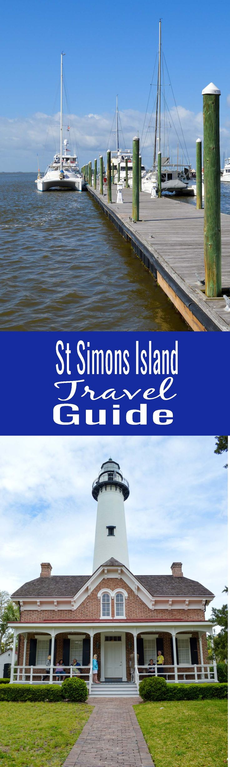 72 Hours in St Simons Island, Georgia: A list of the best things to see, do, and taste. You won't believe all that St Simons Island has to offer!