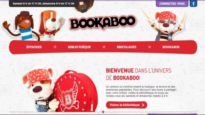 JEU ÉDUCATIF | Bookaboo