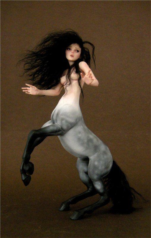 the fantasy art of Nicole West