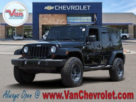 Sport Utility, 2013 Jeep Wrangler Unlimited Sahara with 4 Door in Scottsdale, AZ (85260)