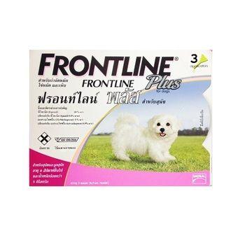 ซื้อของออนไลน์ Frontline Plus for dogs ยาหยอดกำจัดเห็บ หมัด สุนัข น้ำหนักน้อยกว่า 5kg บรรจุ 3 หลอด ( 1 box ) โปรโมชั่นลดราคา Frontline Plus for dogs ยาหยอดกำจัดเห็บ หมัด สุนัข ลดเพิ่ม  ----------------------------------------------------------------------------------  คำค้นหา : Frontline, Plus, for, dogs, ยา, หยอด, กำจัด, เห็บ, หมัด, สุนัข, น้ำหนัก, น้อยกว่า, 5kg, บร, จุ, 3, หลอด, 1, box, Frontline Plus for dogs ยาหยอดกำจัดเห็บ หมัด สุนัข น้ำหนักน้อยกว่า 5kg บรรจุ 3 หลอด ( 1 box )…