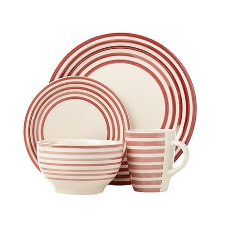 Sabichi White \u0027Carnaby\u0027 16 Piece Dining Set- At Debenhams.com Sc 1 St Pinterest  sc 1 st  pezcame.com & Debenhams Christmas Tableware u0026 Add Me To Your Favorite Sellers