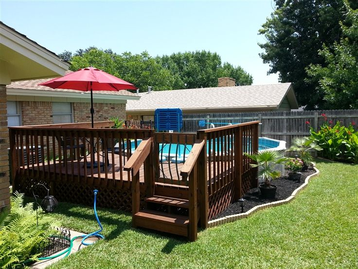17 Best Ideas About Best Above Ground Pool On Pinterest