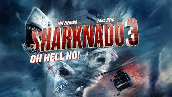 If you're 21+ and planning to watch 'Sharknado 3′ LIVE on July 22, then this drinking game is a MUST. Just wait until you see the rules and all the different drinks - a shot or a sip!