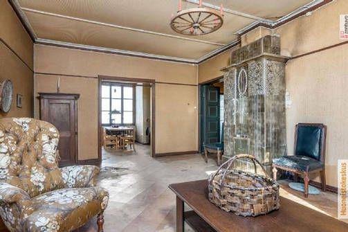 Helsingin Käpylässä on myynnissä vuonna 1924 rakennettu paritaloasunto, joka on täysin alkuperäisessä asussaan.