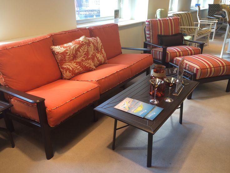 Hampton Deep Seating MGP Patio Furniture By Windward Design Group. Chicago  Casual Market 2014
