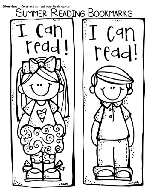 Summer Reading Bookmarks! So many more printables for summer!