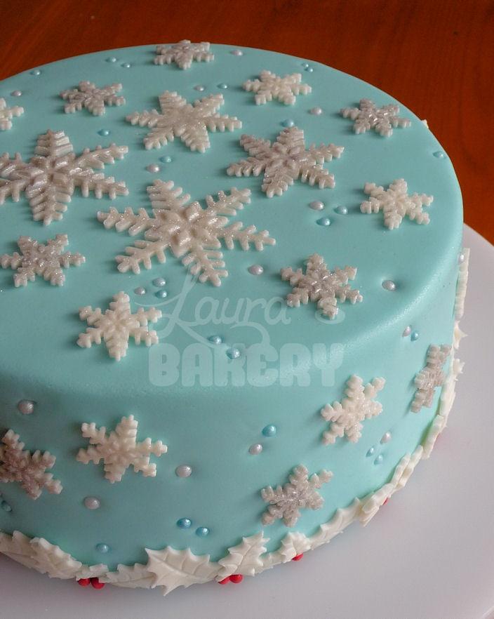 Laura's Bakery: Verlate kersttaart