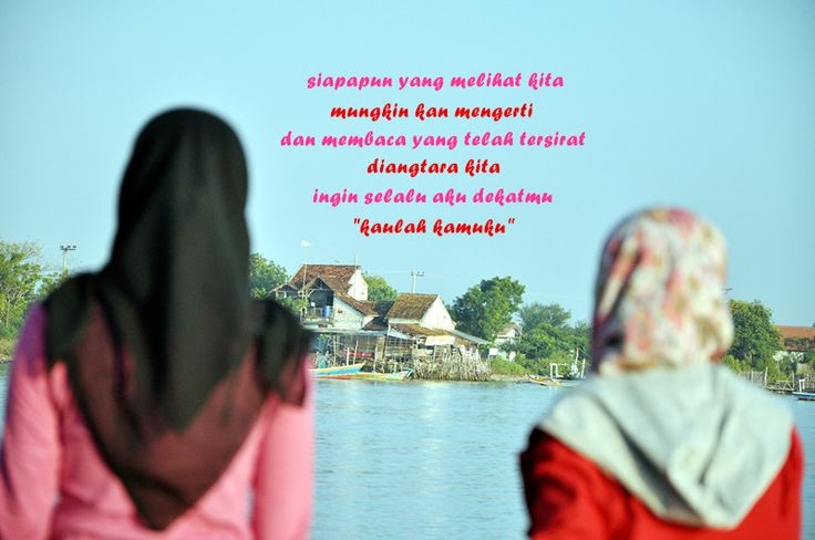 Inspired by a song from Fatin and Mikha Angelo entitle 'Kaulah Kamuku'
