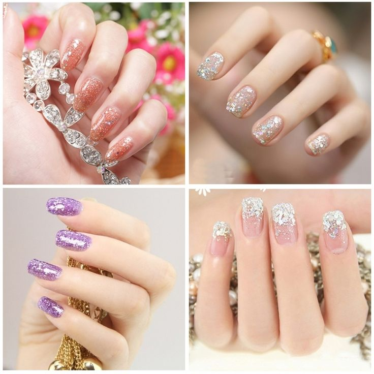 Nail Extensions Gel: 17 Best Ideas About Gel Nail Extensions On Pinterest
