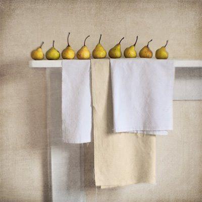Mark Sadler    11 pears (I know I am arithmetically challenged, rg)