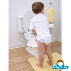 How to Potty Train Boys | Potty Training Concepts