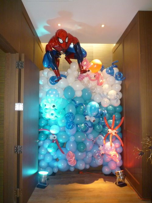 17 best images about under the sea theme event decoration for 7 star balloon decoration