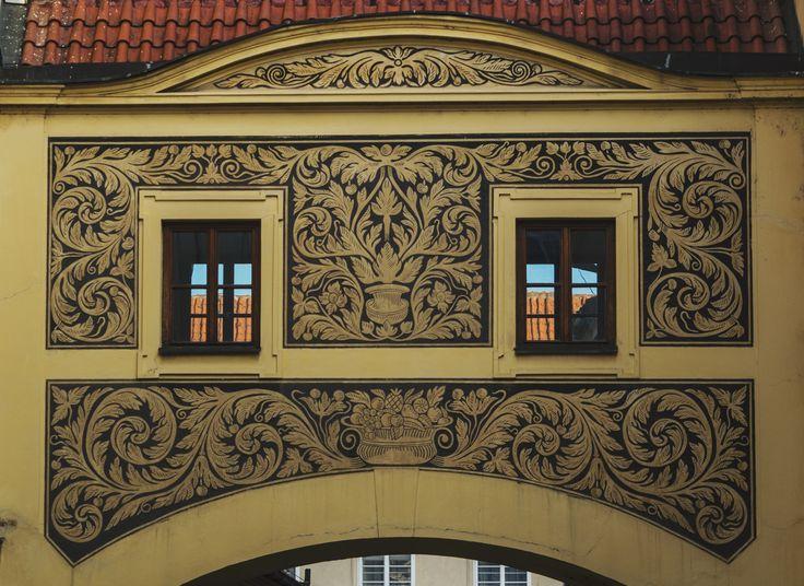 Praha - Thunovská ulice #prague #praha #czechrepublic #wandering #wanderlust #ceskarepublika