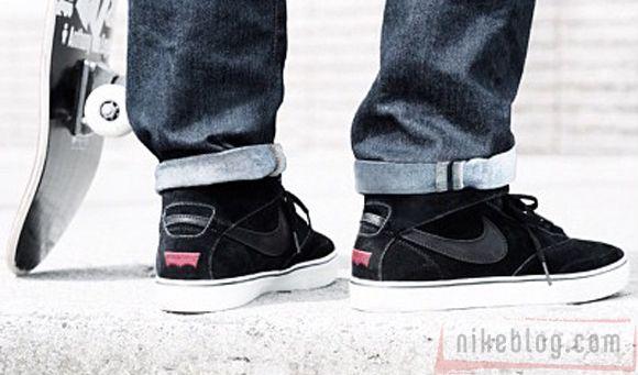 Levi's x Nike SB Omar Salazar