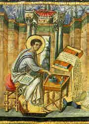 St. Luke the Evangelist - via http://satucket.com/lectionary/Luke.htm