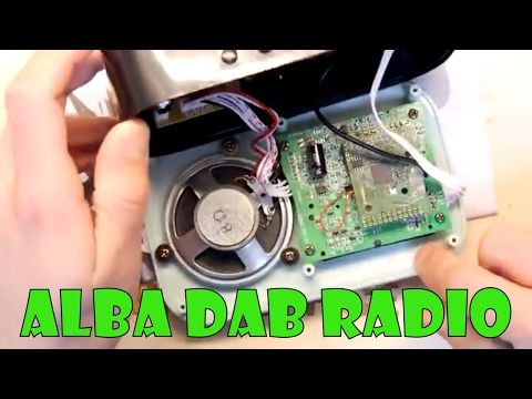 Teardown Lab – Argos Alba DAB Radio Another cheap DAB radio, lets have another nose around under the hood! Seems a pretty convincing unit, plenty of …   source   ...Read More