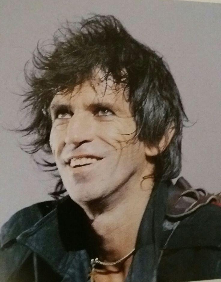 Keith Richards live 1981