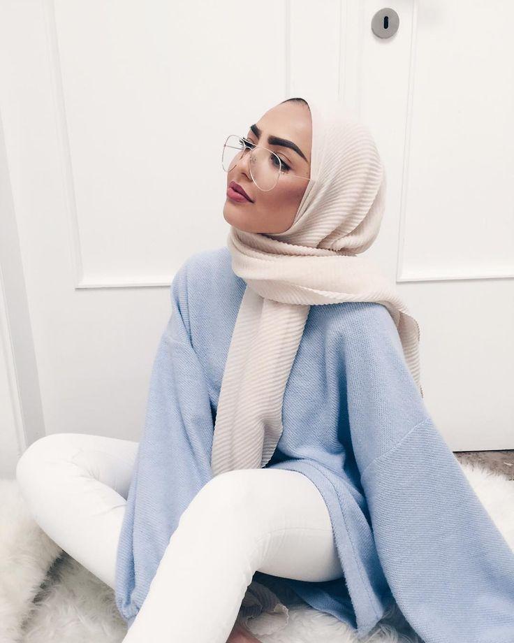 Esma Platinum: De 25+ Bästa Idéerna Om Hijab Fashion Summer