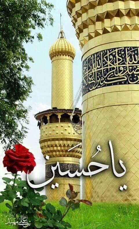 Maula Ali Shrine Wallpaper: Imam Hussain As