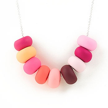 <3 it !!! this sooo reminds me of the candy necklaces I use to wear as a kid ^.^