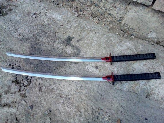 Deadpool 2 Costume Sword Katana Replica Katana Sword Weapon Concept Art
