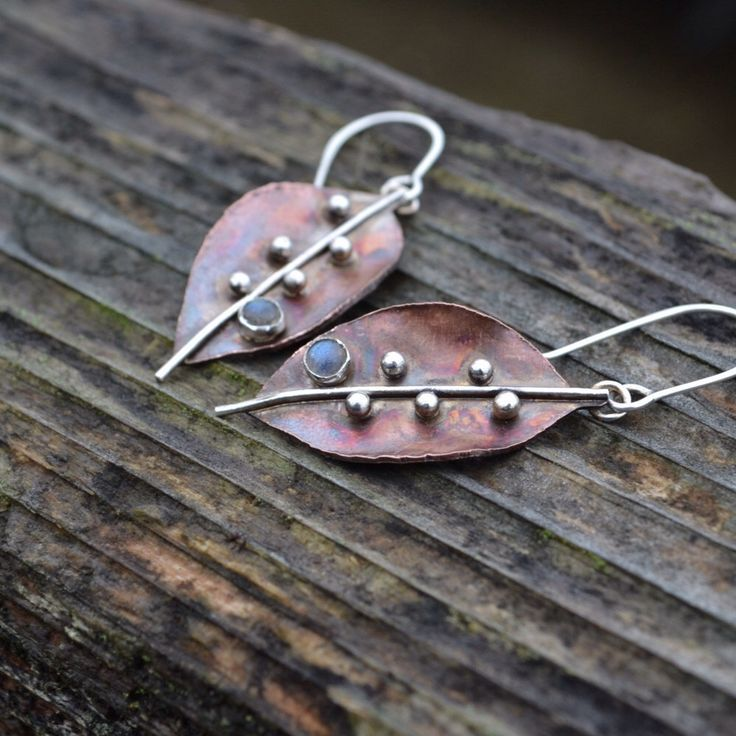 Image result for copper and sterling silver jewelry