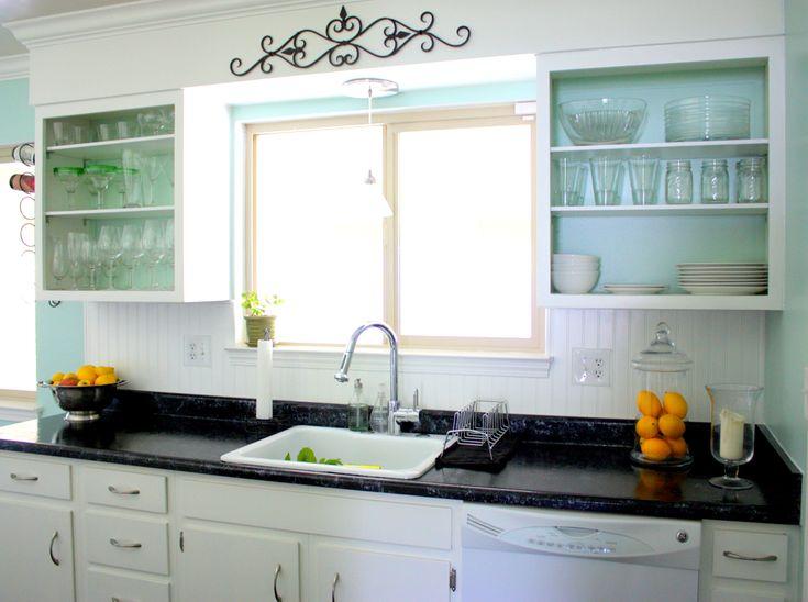 Wainscoting Backsplash Kitchen Pictures
