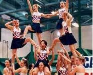 cheerleading glossary of terms, tips and stunts for cheerleaders page 2