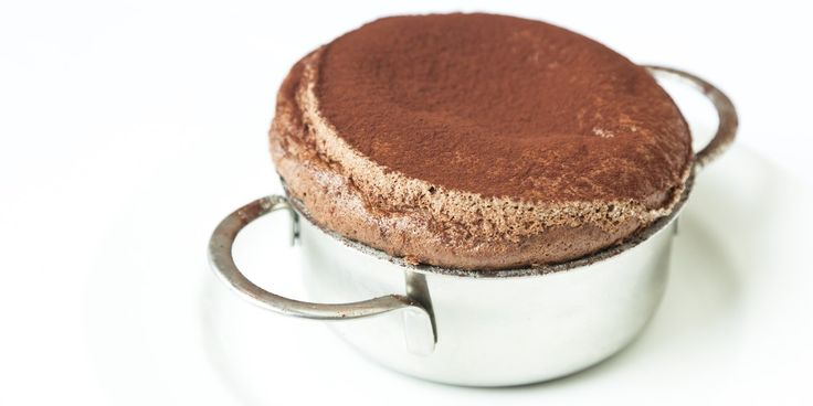 This chocolate souffle recipe from Bruno Loubet is a classic and is one of our most popular recipes - it simply exudes luxury.