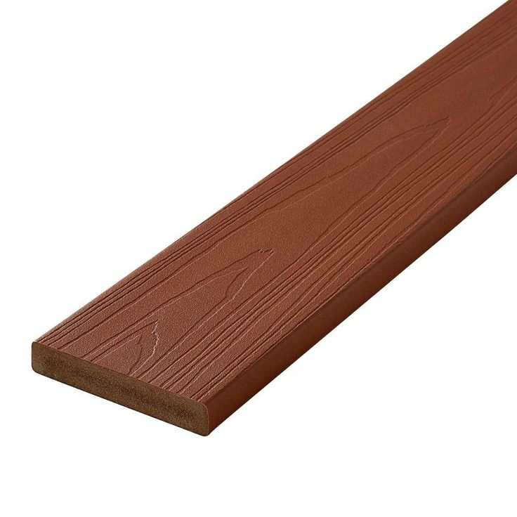 1000 ideas about composite deck boards on pinterest for Capped composite decking